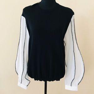 New Garcia blouse Size L